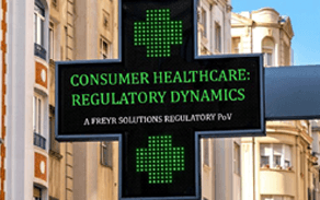Consumer Healthcare: Regulatory Dynamics