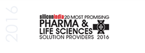 Among the 20 Most Promising Pharma & Life Sciences Solutions Providers 2016