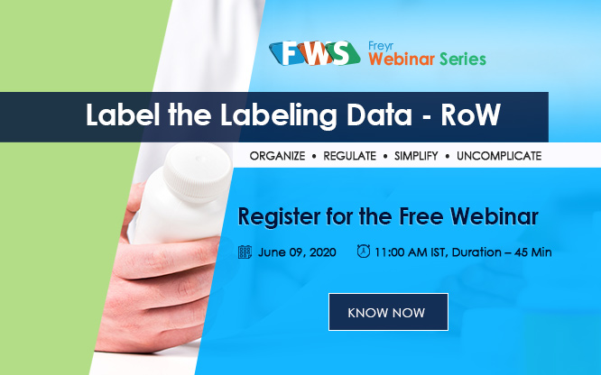 Label The Labeling Data RoW - Organize • Regulate • Simplify • Uncomplicate