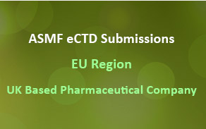 Accelerated ASMF submissions in the EU within two weeks
