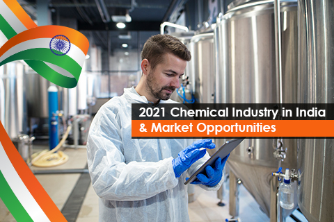 2021 Chemical Industry in India & Market Opportunities