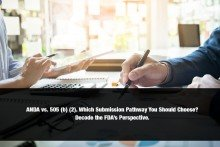 ANDA vs 505 (b)(2) Submission Pathway in FDAs Perspective