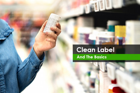Basics of Clean label