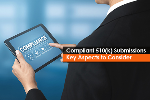 Compliant 510(k) Submissions – Key Aspects to Consider