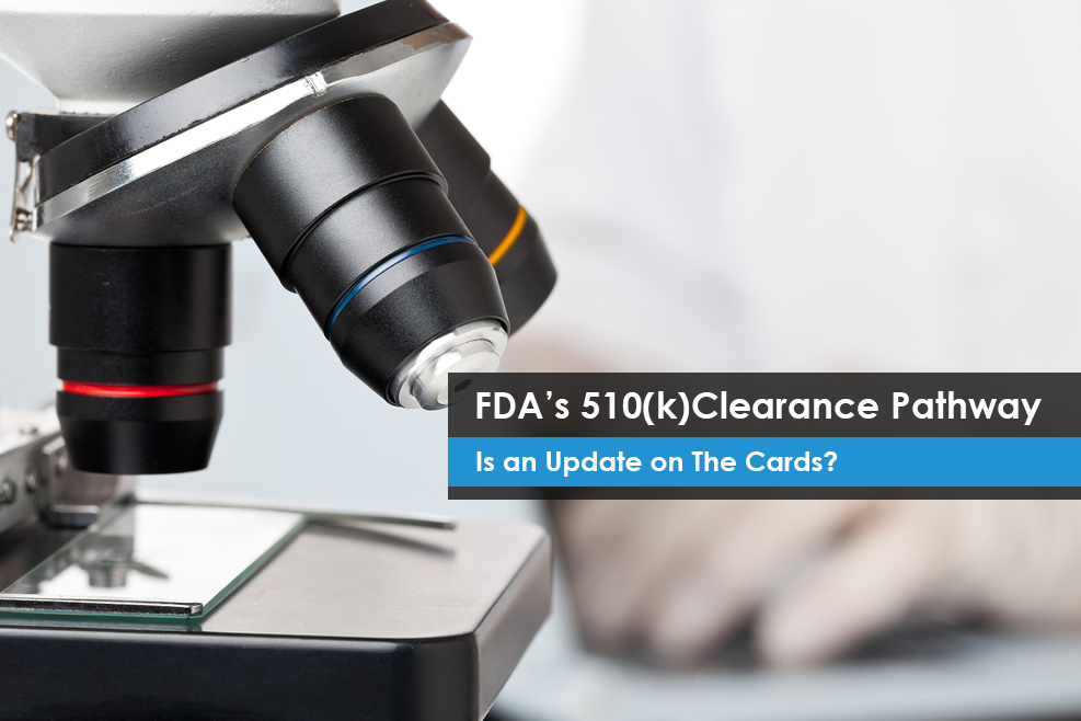 FDA's 510(k) Clearance Pathway