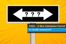 New Submission Format for KASA Regulatory Quality Assessment