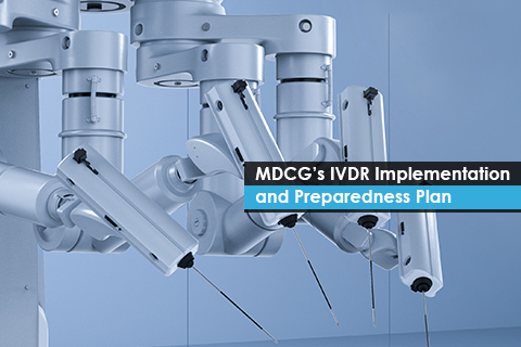 MDCG's IVDR Implementation and Preparedness Plan