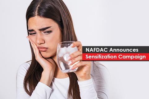 NAFDAC Announces Sensitization Campaign