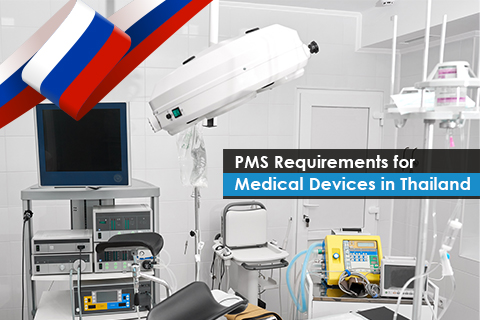 PMS Requirements for Medical Devices in Thailand