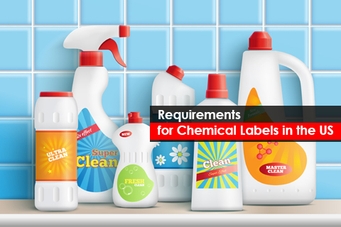 Requirements for Chemical Labels in the US