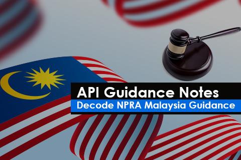 API Guidance Notes – Decode NPRA Malaysia Guidance