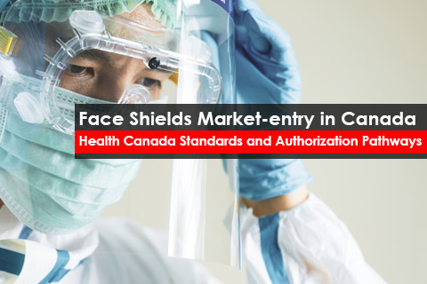 Face Shields Market-entry in Canada – Health Canada Standards and Authorization Pathways