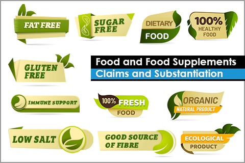 Food and Food Supplements - Claims and Substantiation
