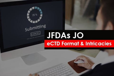 Jordan's JFDA accepts Submissions in JO eCTD format