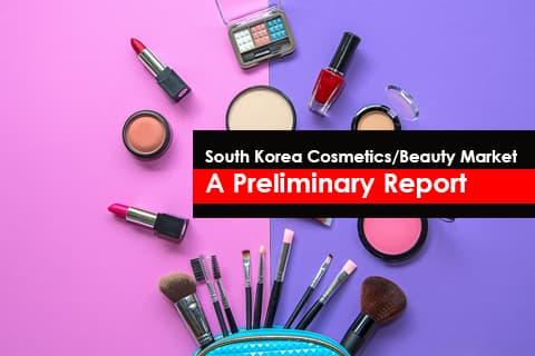 Cosmetics Market and business opportunities in South Korea