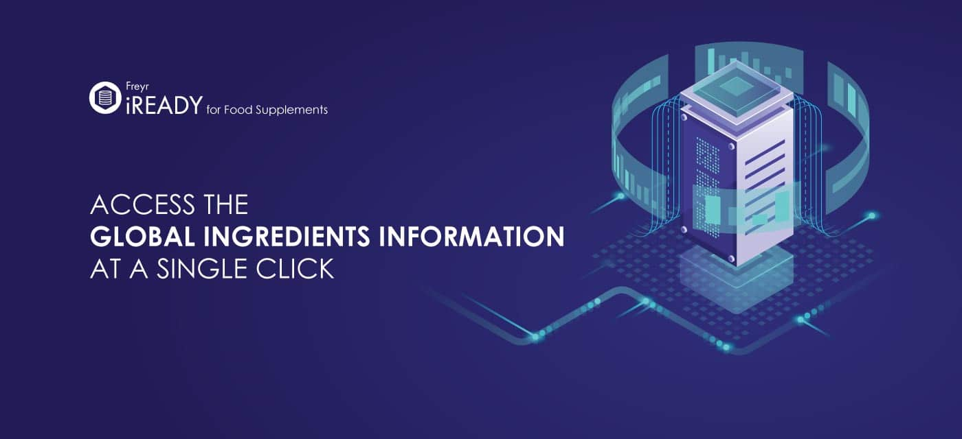 Access the Global Ingredient Information At A Single Click