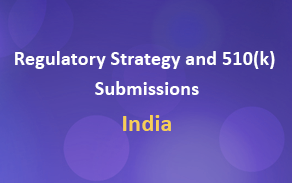 Regulatory Strategy and 510(k) Submissions
