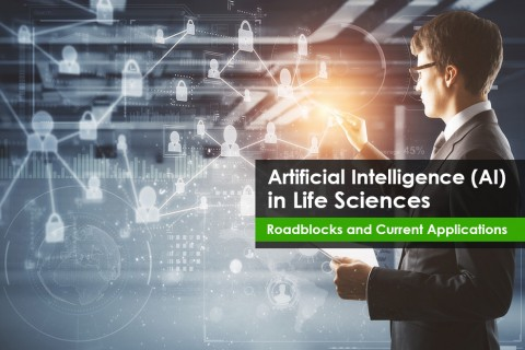 Artificial Intelligence (AI) in Life Sciences Roadblocks and Current Applications