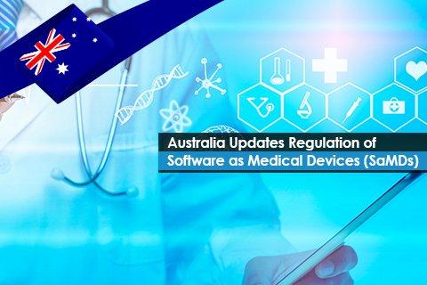 Australia Updates Regulation of Software as Medical Devices (SaMDs)