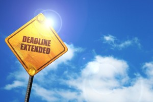 FDA Deadline Extension for DMF Submission in eCTD Format