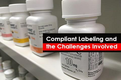 Compliant Labeling and the Challenges Involved