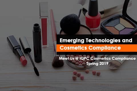 Cosmetics Compliance and Emerging Technologies