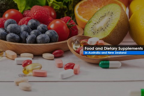 Food and Dietary Supplements in Australia and New Zealand