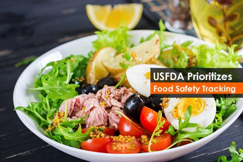 USFDA Prioritizes Food Safety Tracking
