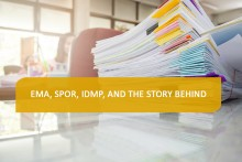 EMA reinforcing SPOR programme & implementation of IDMP to support EU regulatory processes