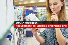 EU CLP Regulation: Requirements for Labeling and Packaging