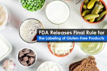 FDA Releases Final Rule for the Labeling of Gluten-Free Products