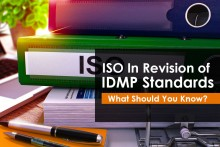 ISO In Revision of IDMP Standards