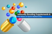 Immunity Boosting Supplements & The Need of Quick Market Entry