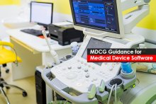 MDCG Guidance for Medical Device Software