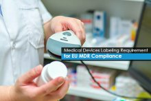 Medical Devices Labeling Requirement for EU MDR Compliance