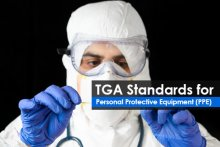 TGA Standards for Personal Protective Equipment (PPE)