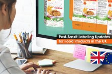 Post-Brexit Labeling Updates for Food Products in the UK