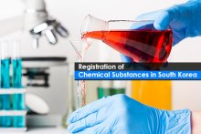 Registration of Chemical Substances in South Korea