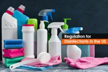 Regulation for Disinfectants in the US