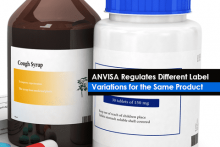 ANVISA Regulates Different Label Variations for the Same Product