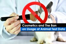 Cosmetics and The Ban on Usage of Animal Test Data