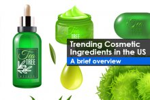 Trending Cosmetic Ingredients in the US A brief overview