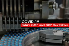 COVID-19: EMA's GMP and GDP Flexibilities