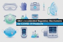 EMA's Accelerated Regulatory Mechanisms for COVID-19 Products
