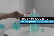 FDA's New COVID-19 SPL Templates & Pre-requisites