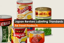 Japan, CAA, Food Products, Food Additives, Labeling, Labeling Standards