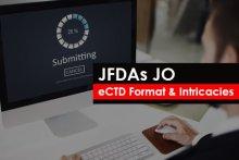 Jordan's JFDA accepts Submissions in JO eCTD format