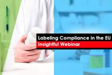 Labeling Compliance in the EU – Insightful Webinar