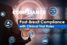 Post-Brexit Compliance with Clinical Trial Rules